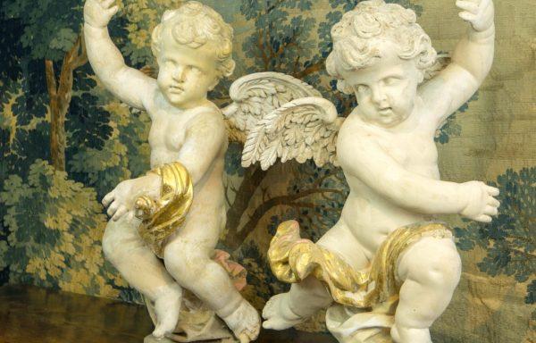 Baroque Cherubs
