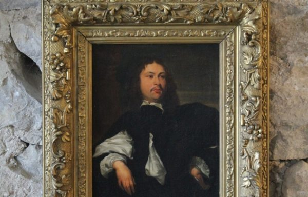17th Century Dutch Oil Painting