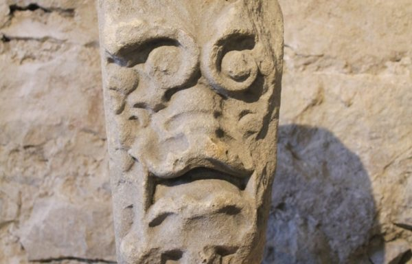 13th Century Grotesque
