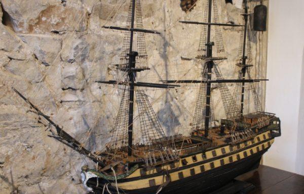 Fantastic Model Ship