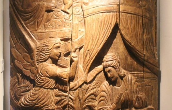 Magnificant Huge 15th Century Carving