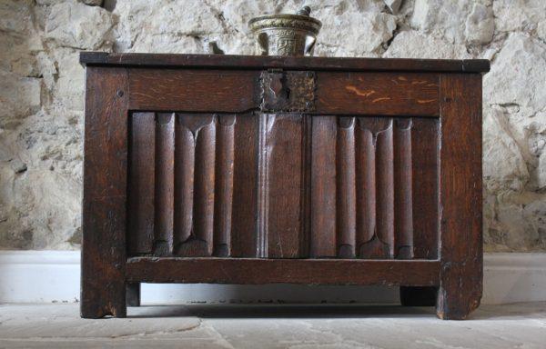 Tudor Oak Coffer